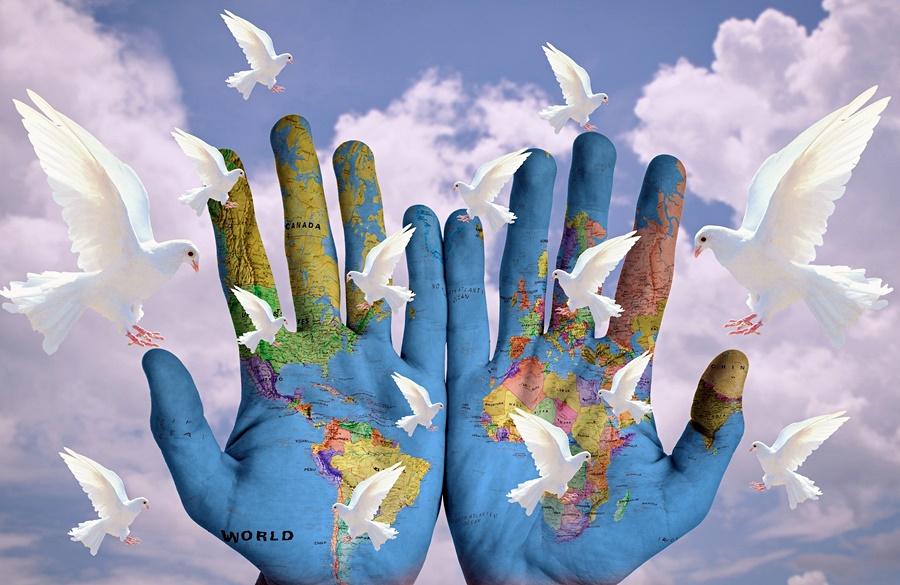 Giornata Internazionale della Pace: la persona umana al di sopra di ogni interesse