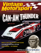 Vintage Motorsport Magazine Group