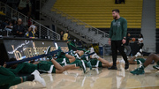 Warm-Up vs. Long Beach State