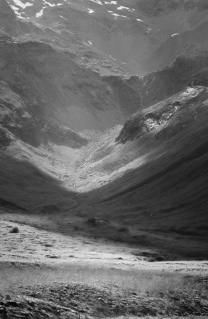 Luci e Ombre in Val Loga