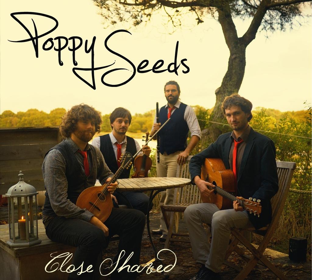 Poppy Seeds - Irish Music Breton Style – TradConnect