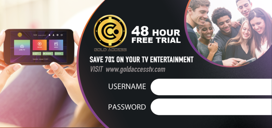 Gold Access 48 hour free trial (1)