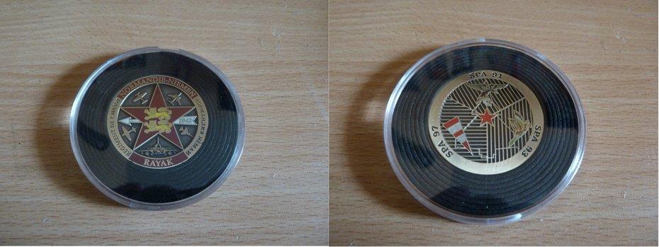 Challenge Coin Rayak