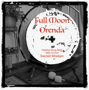 Full Moon Orenda-Healing Gong Bath *Women Only Event*-SOLD OUT