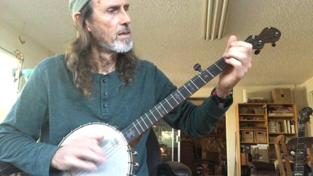 Late 1800's banjo