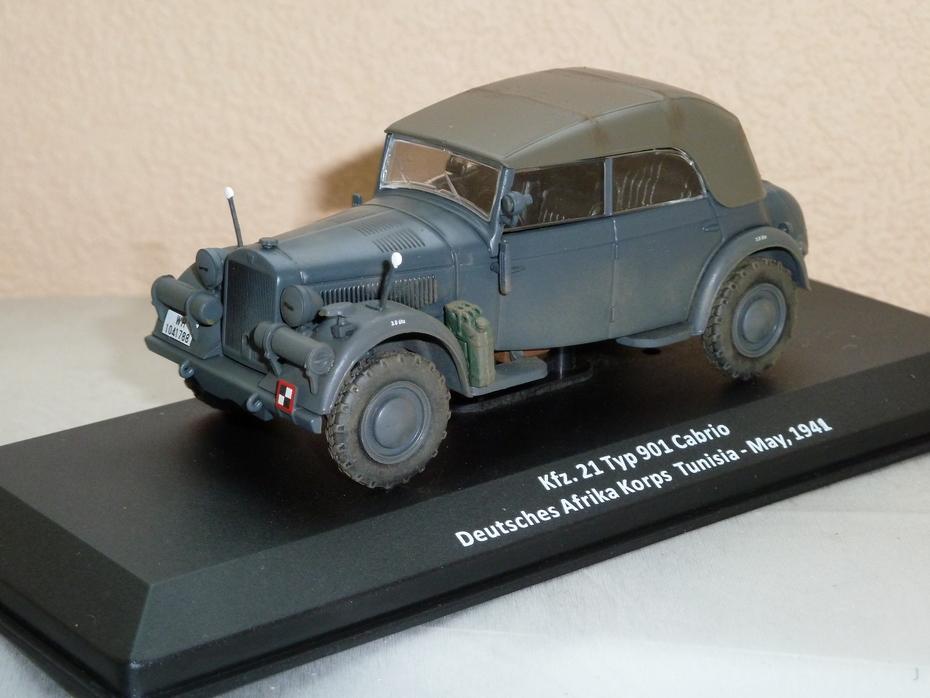 Kfz 21 Horch 901 Cabrio