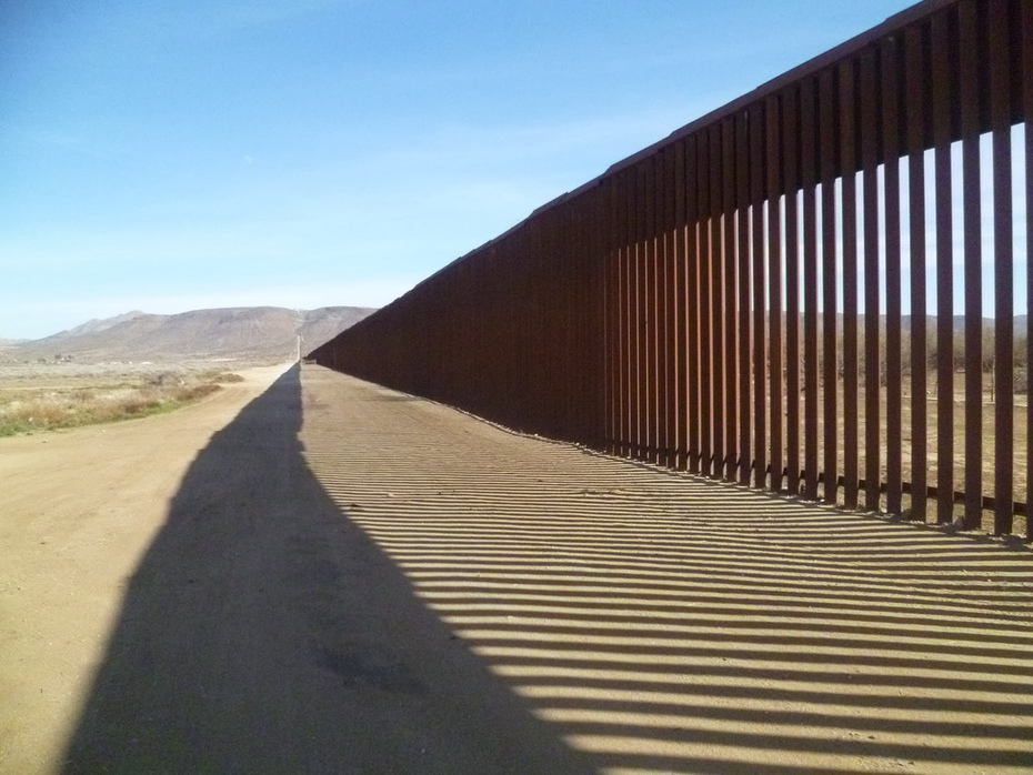 BUILD THE BORDER WALL BEFORE WE REALY NEED IT !!!!!!