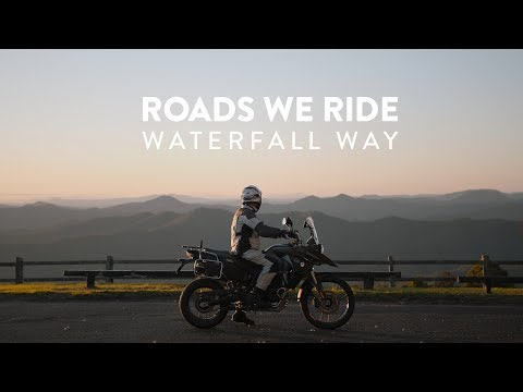Roads We Ride | Waterfall Way