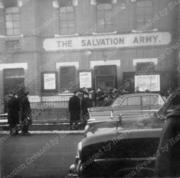 Salvation Citadel in Mayes Road, 1965