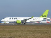 YL-CSA Air Baltic Bombardier CSeries CS300 (BD-500-1A11)