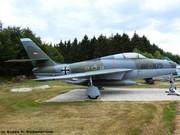 BF-105 F-84F Thunderstreak s/n 1696