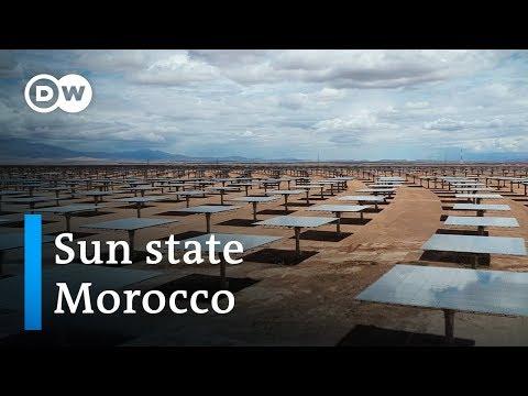 Solar energy in Morocco | DW Documentary (Renewable energy documentary)
