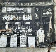 Heatley's Confectioners, Mayes Road, c1929