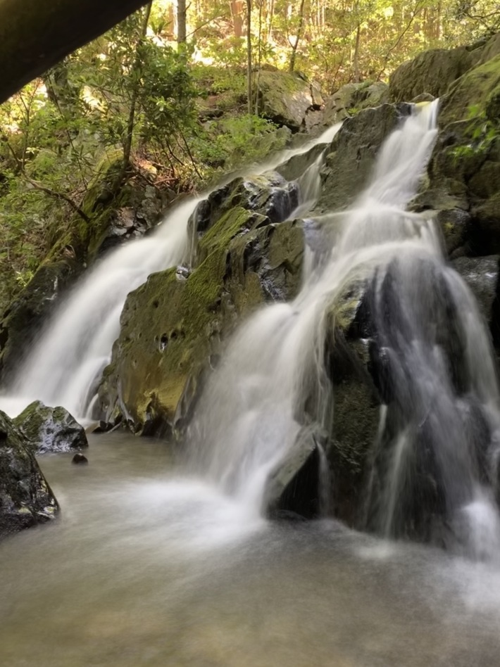 Honey Cove Falls