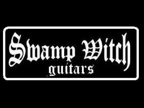 Buddy Guy Tribute  swamp witch guitar