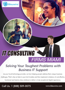 IT Consulting Firms Miami