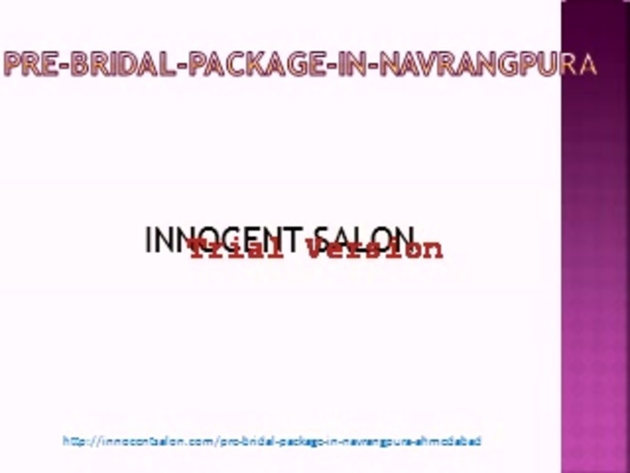 Best Pre Bridal Package and Bridal Makeup in Navarangpura Ahmedabad
