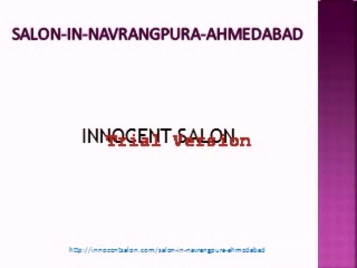 Find Top 10 Salon in Navrangpura Ahmedabad| Innocent Salon