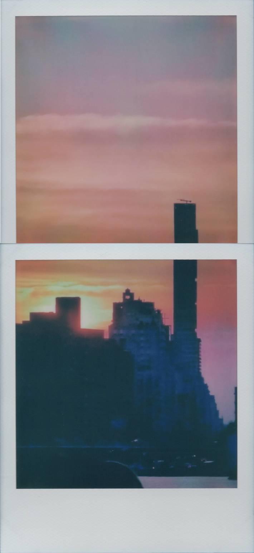 Memories need space (East River)