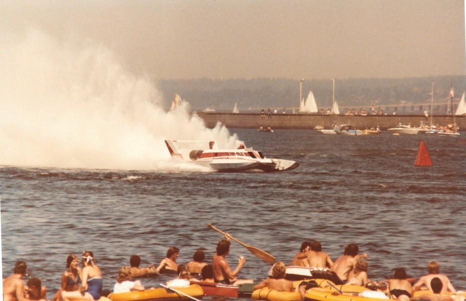 8-9-1981 Gold Cup Seattle  Heat 2B  Pay N' Pak   3