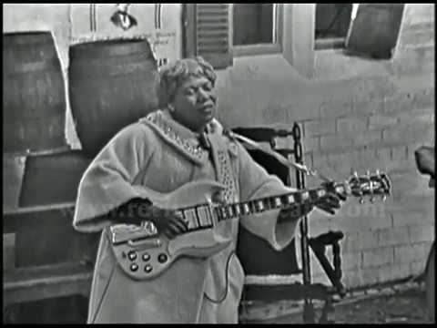 "Sister Rosetta Tharpe- ""Didn't It Rain?"" Live 1964 (Reelin' In The Years Archive)"