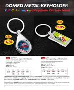 DOMED KEY TAG SPECIAL