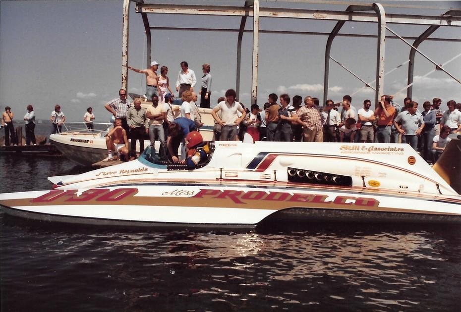 June 1982 Seattle Prodelco Test 5