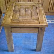 End Table w Oak Finish