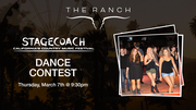 Stagecoach Dance Contest