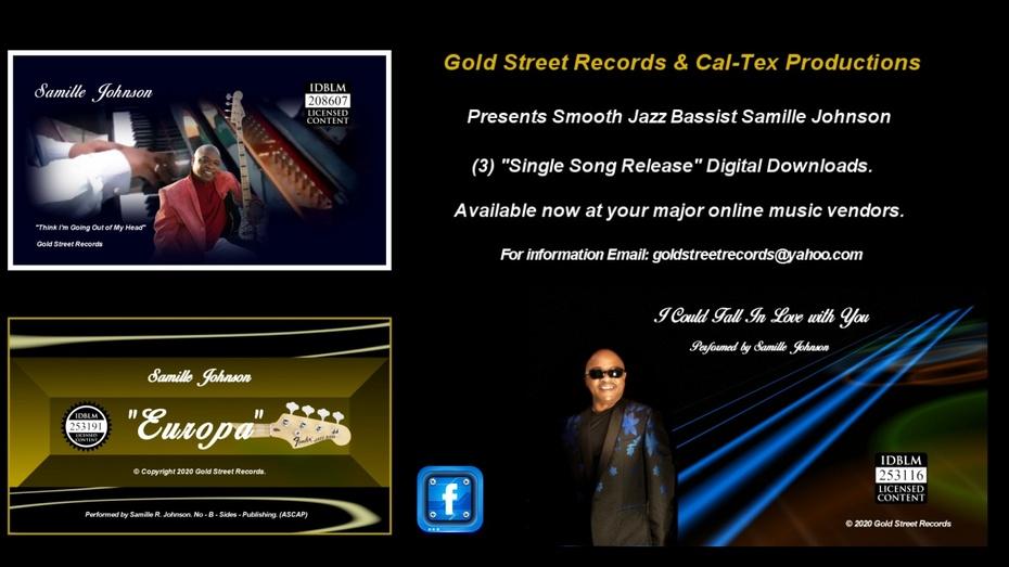 Samille Johnson (3) Singles Release Promo Pix 1