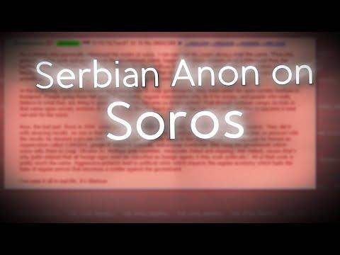 4Chan Meme - Serbian Anon on Soros