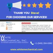 White Mechanical, Inc. - Reviews