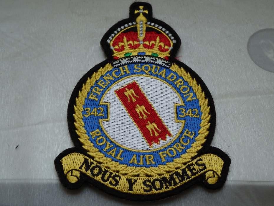 RAF Squ 342 KC-2