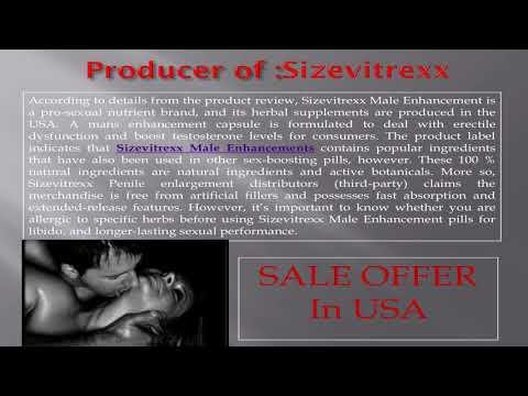 Sizevitrexx >> http://promaxbounty.com/sizevitrexx/