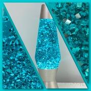 Astro with GOOLAMP GlitterKit Turquoise