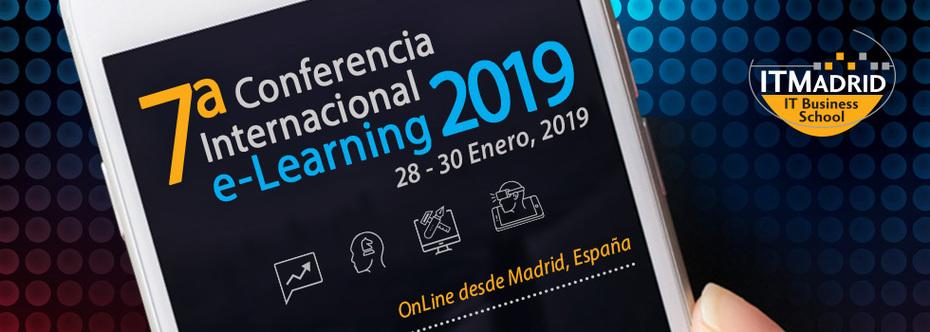 7ª Conferencia internacional -e-Learning 2019