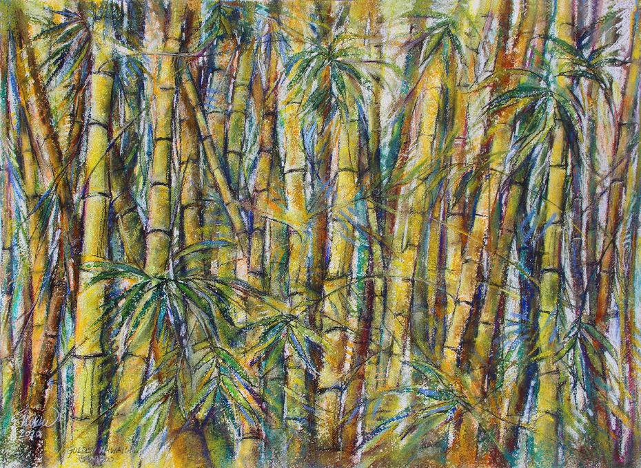Golden Hawaiian Bamboo