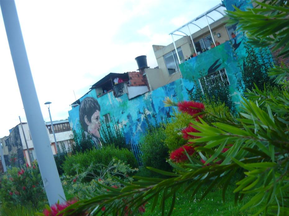 El Mural Mas Bello Que He Visto en Mi Vida ...O... 4