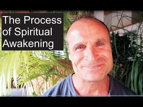 Enlightenment Experience and the Spiritual Awakening Process