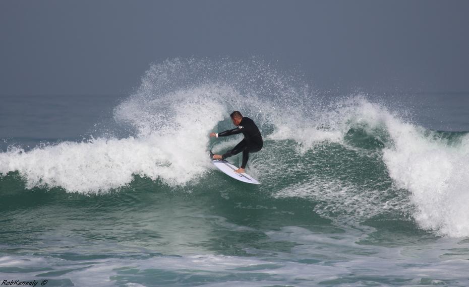 Darren Sturgess..Matsurfboards team Rider..