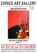 Affiche Gilles BEYER de RYKE