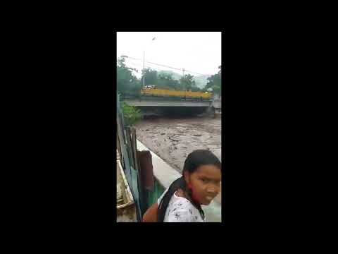 Massive Floods Hits Venezuela