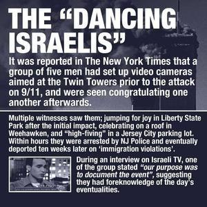 Whilst our people were dying and burning, some Ashkenazi Jews were dancing