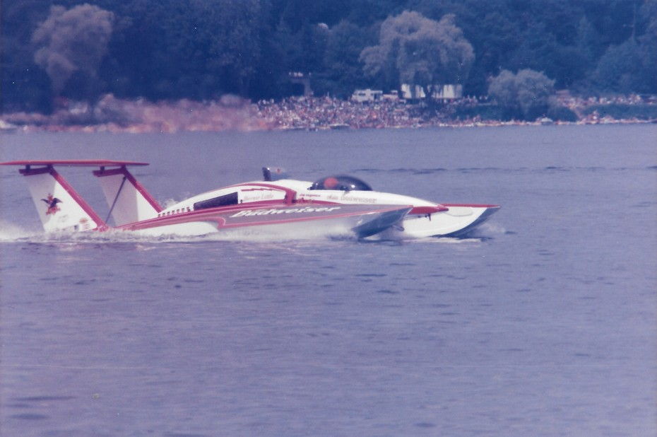 8-4-1985 Gold Cup Seattle  Miss Budweiser  3