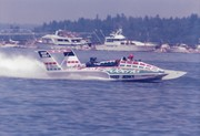 8-4-1985 Gold Cup Seattle  Oh Boy! Oberto  2