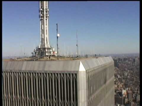 Standing on top of Twin Towers March 2000