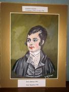 Robert Burns . Scotland's National Poet