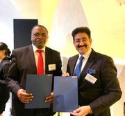 AAFT India and Kisii Kenya Signed MOU in Education