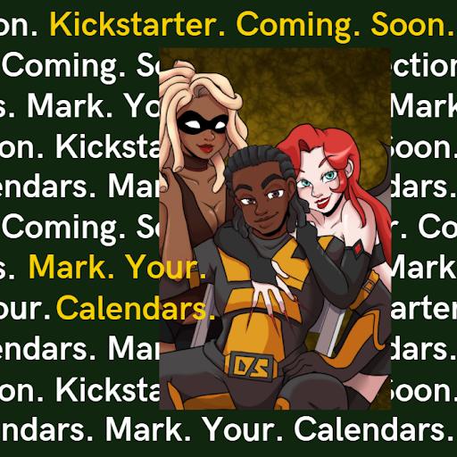 Lawful Evil issue 2 Kickstarter coming soon.