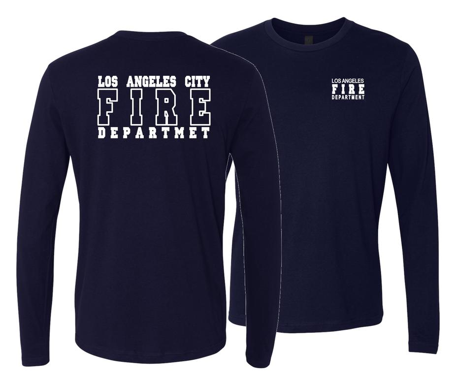 LAFD Strong T Shirts